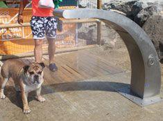 Duchas exterior - Ducha para perros Showy